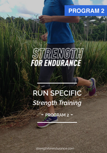 Run Specific Strength Program 2