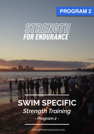 Swim Specific Strength Program 2