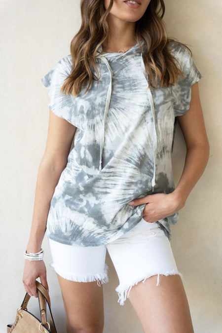 Sunrise Tie-dye Long Sleeve Set