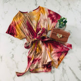 Sunset Romper