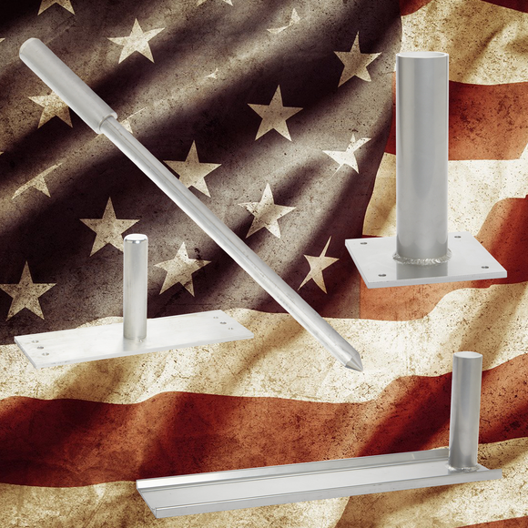 Flagpole Mounts