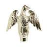 Metal Perched Eagle Ornament