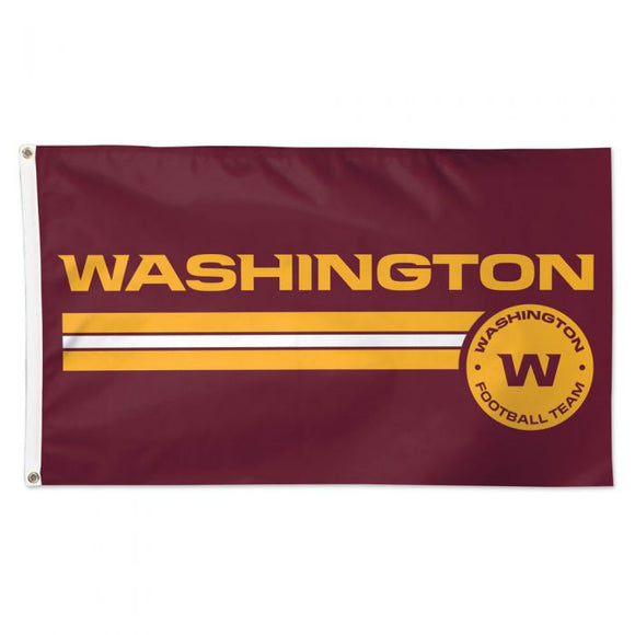 Washington Football Team Flag