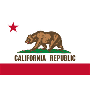 California Flags - Nylon