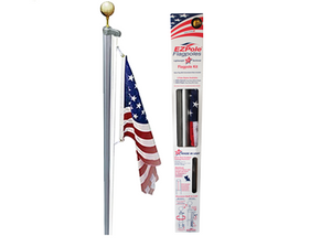 classic sectional flagpole