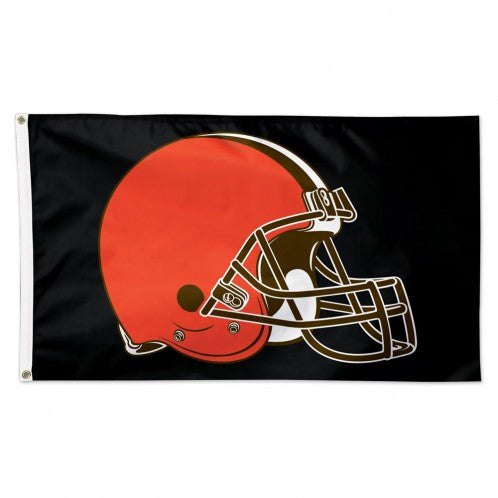 Cleveland Browns Black Flag