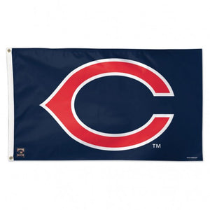 Cleveland Indians Cooperstown Flag