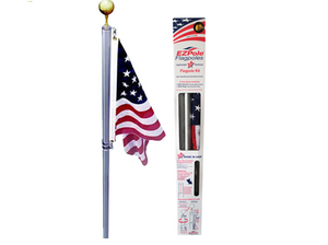 defender sectional flagpole