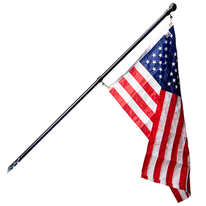 6' Flag Pole Wall Mount Perfect For American Flag