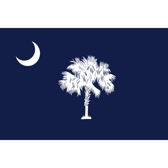 South Carolina Flags - Nylon