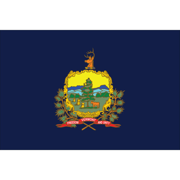 Vermont Flags - Nylon