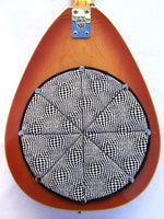 Vox Guitar Back Pad