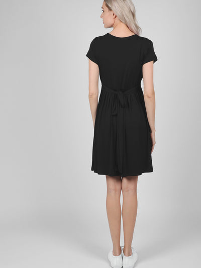 Shop for the Best BLACK RIBBON DRESS