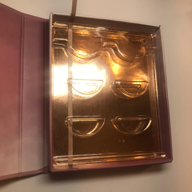 Empty Lash Storage Book - Athena Lash Co.