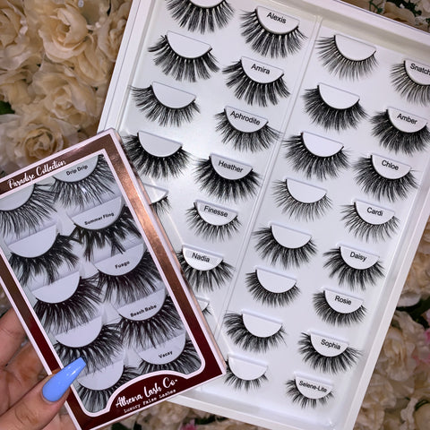Lash Book Bundle - Athena Lash Co.