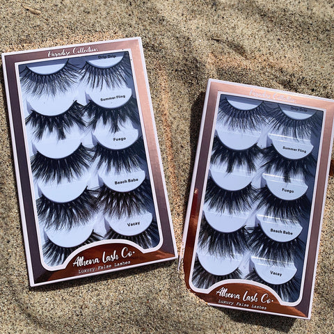Paradise Collection 5-Pack - Athena Lash Co.