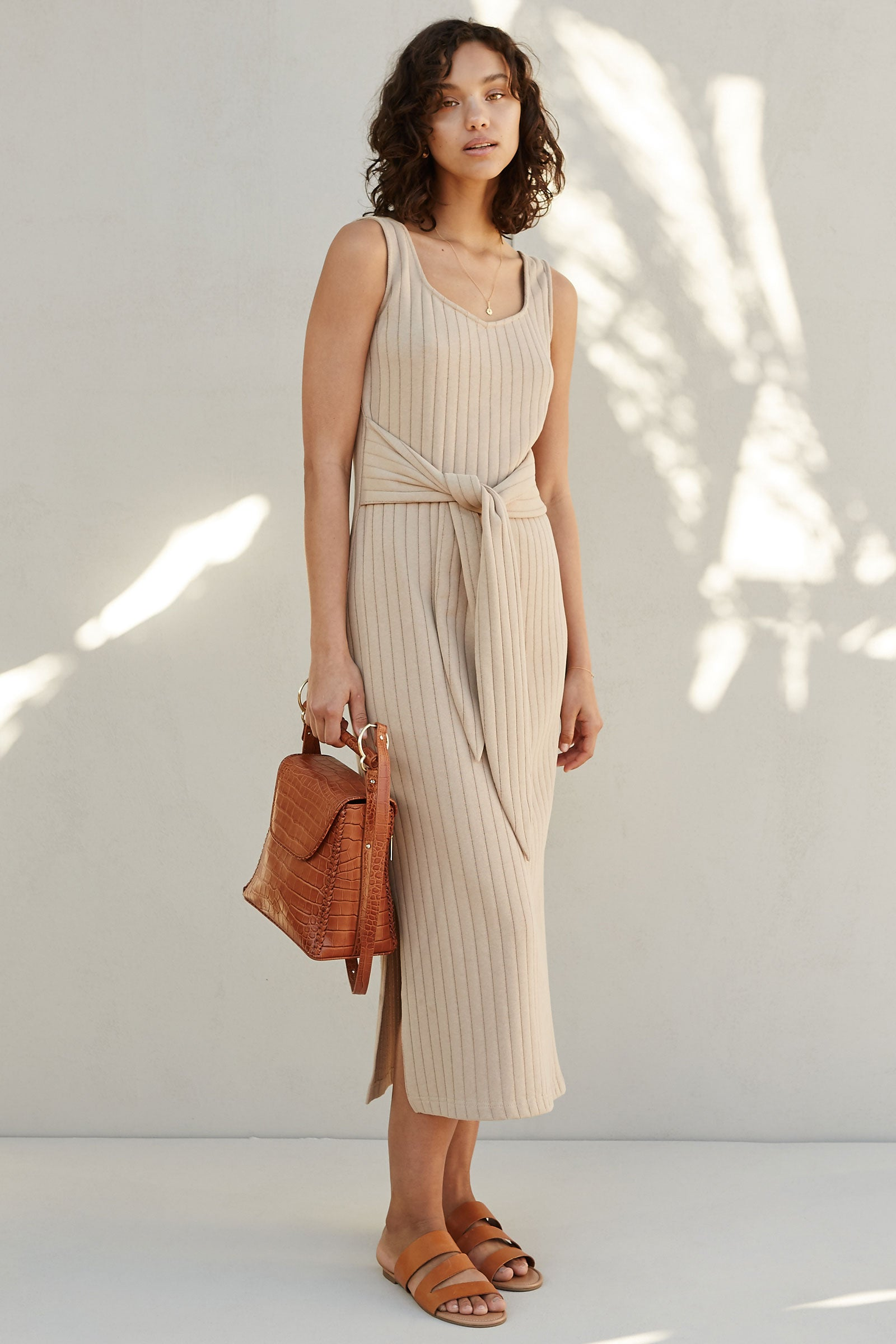 THE MARA TIE DRESS