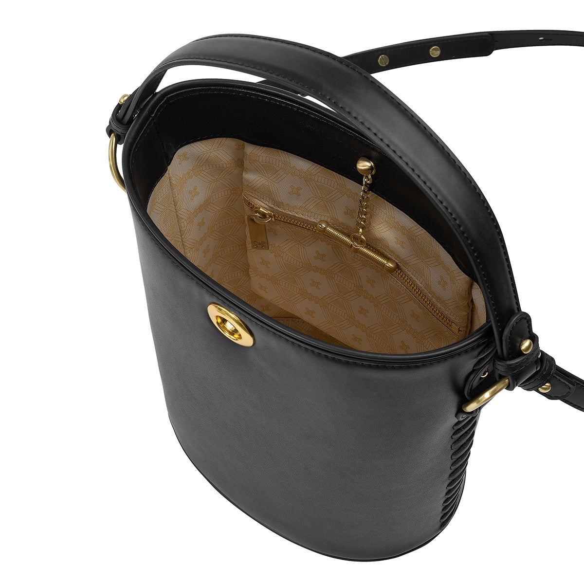 THE LOLA BUCKET BAG