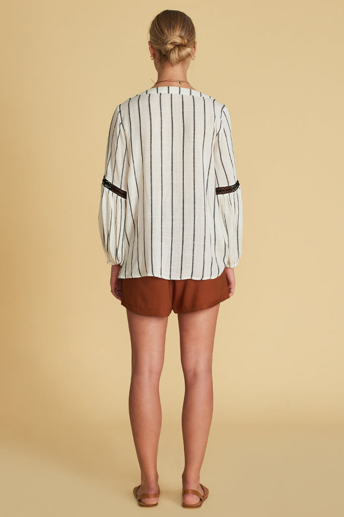 THE SIGRID BLOUSE