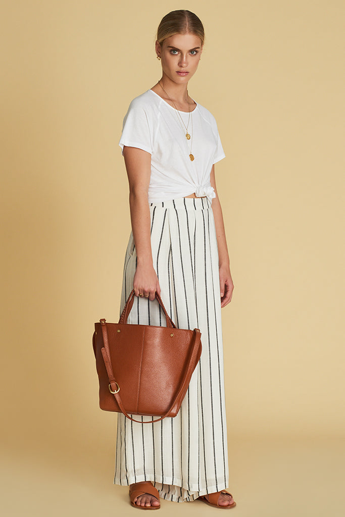 THE MANON WIDE LEG PANT