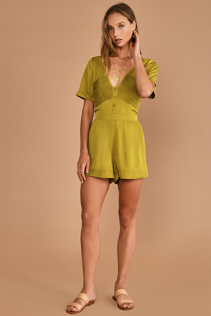 THE LUELLA PLAYSUIT