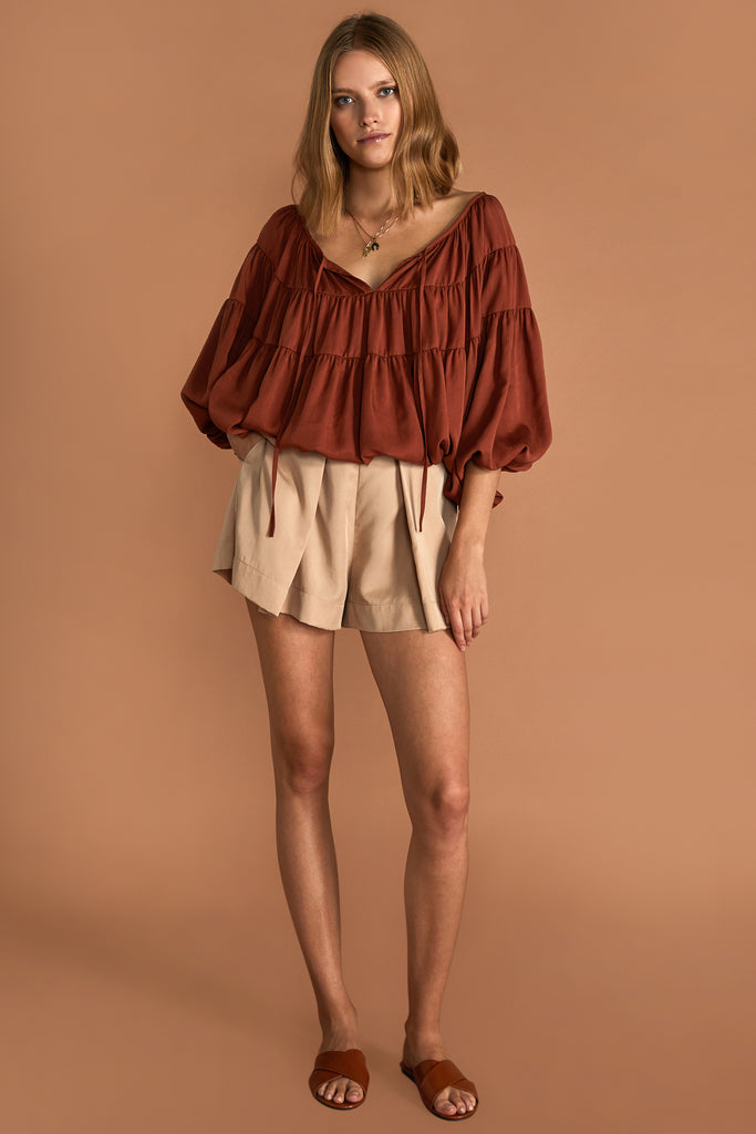 THE HELOISE BLOUSE