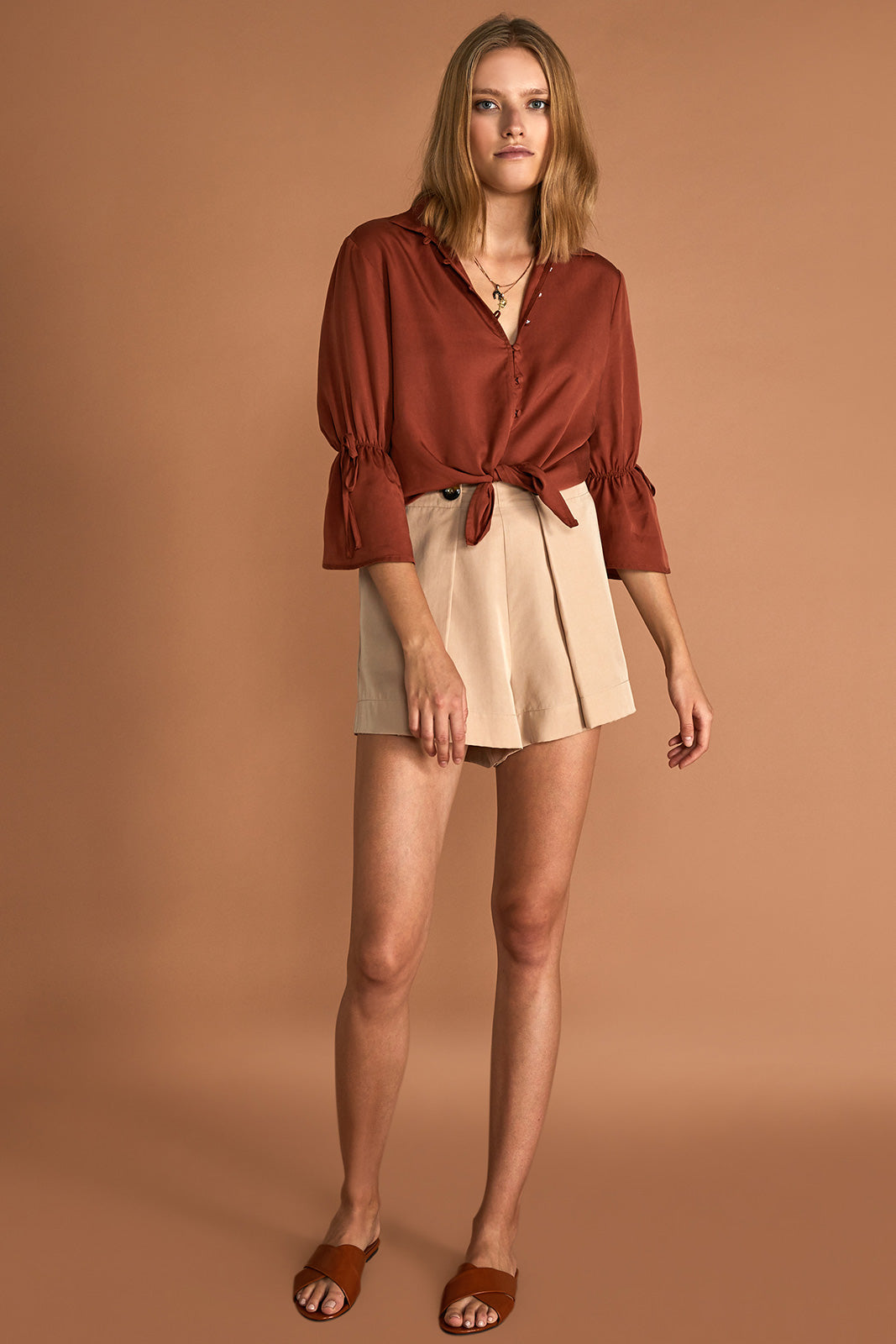 THE LUCETTE BLOUSE