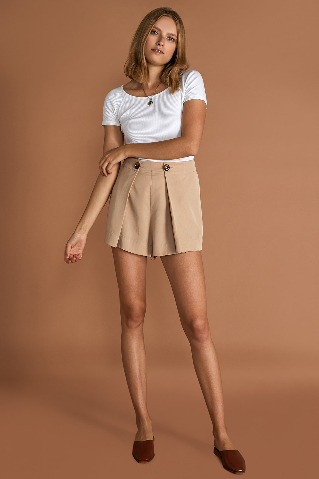 THE EVELINE SHORT