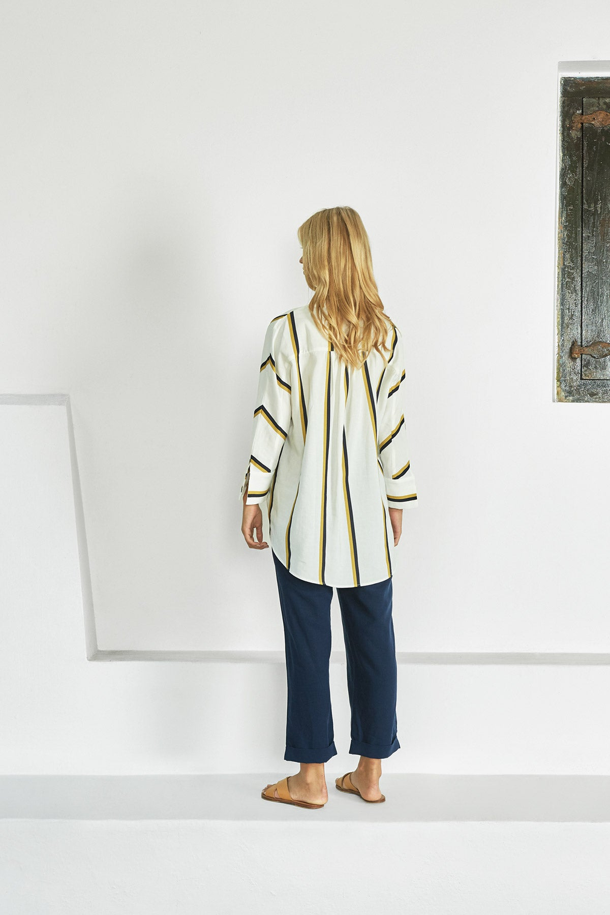 THE ESTELLE PAINTERS SHIRT