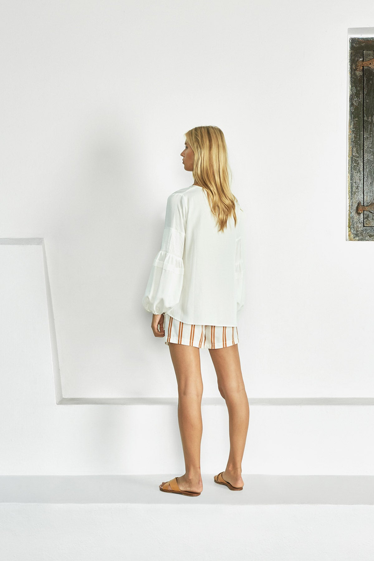 THE LINA BLOUSE