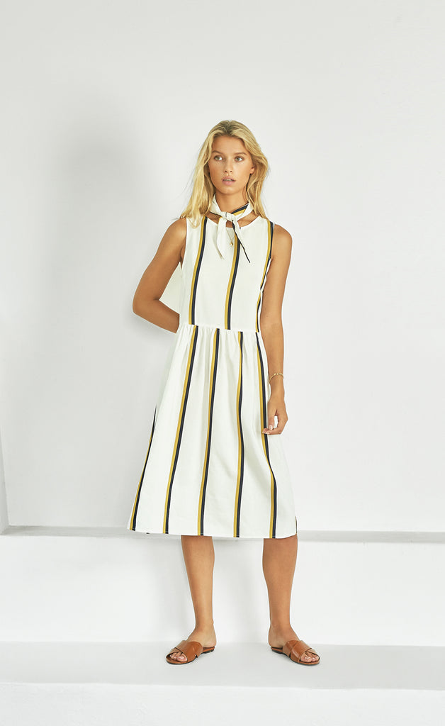 THE FLORETTE DRESS