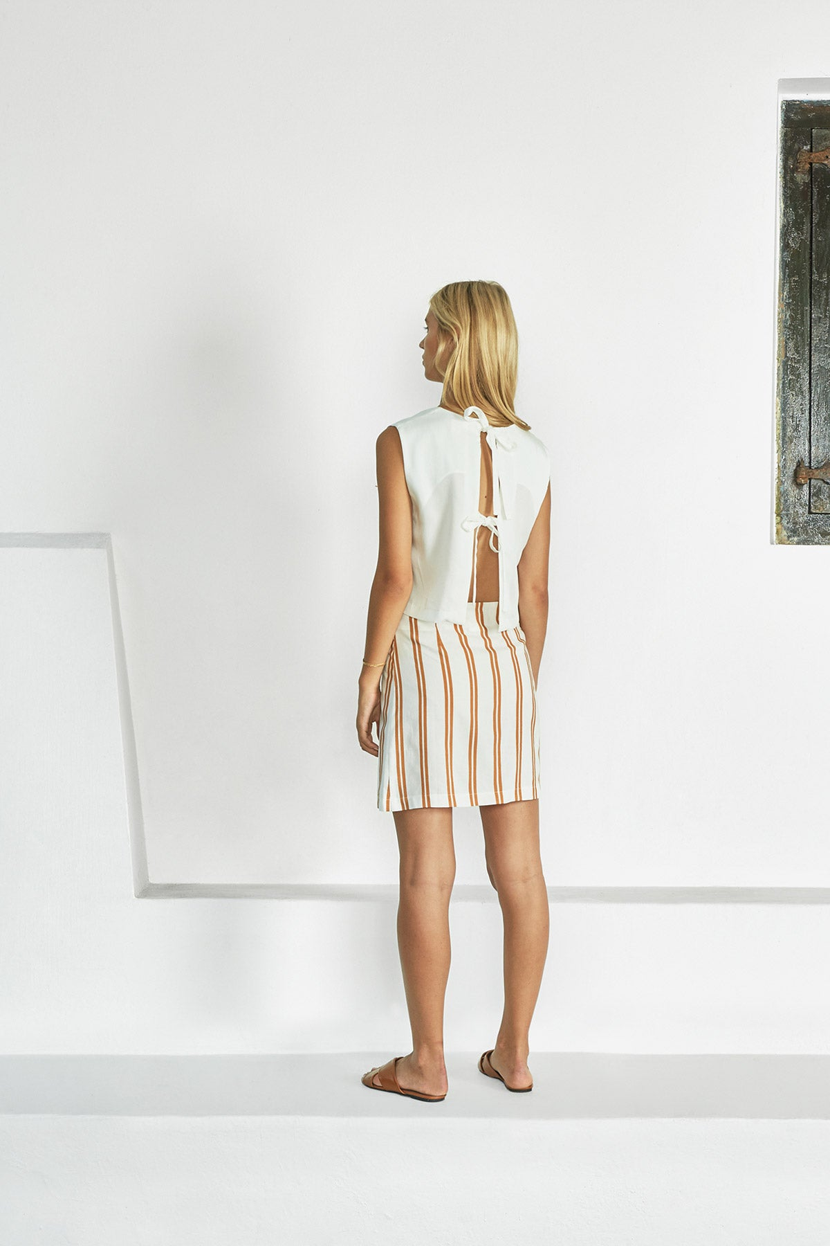 THE ILONA SKIRT
