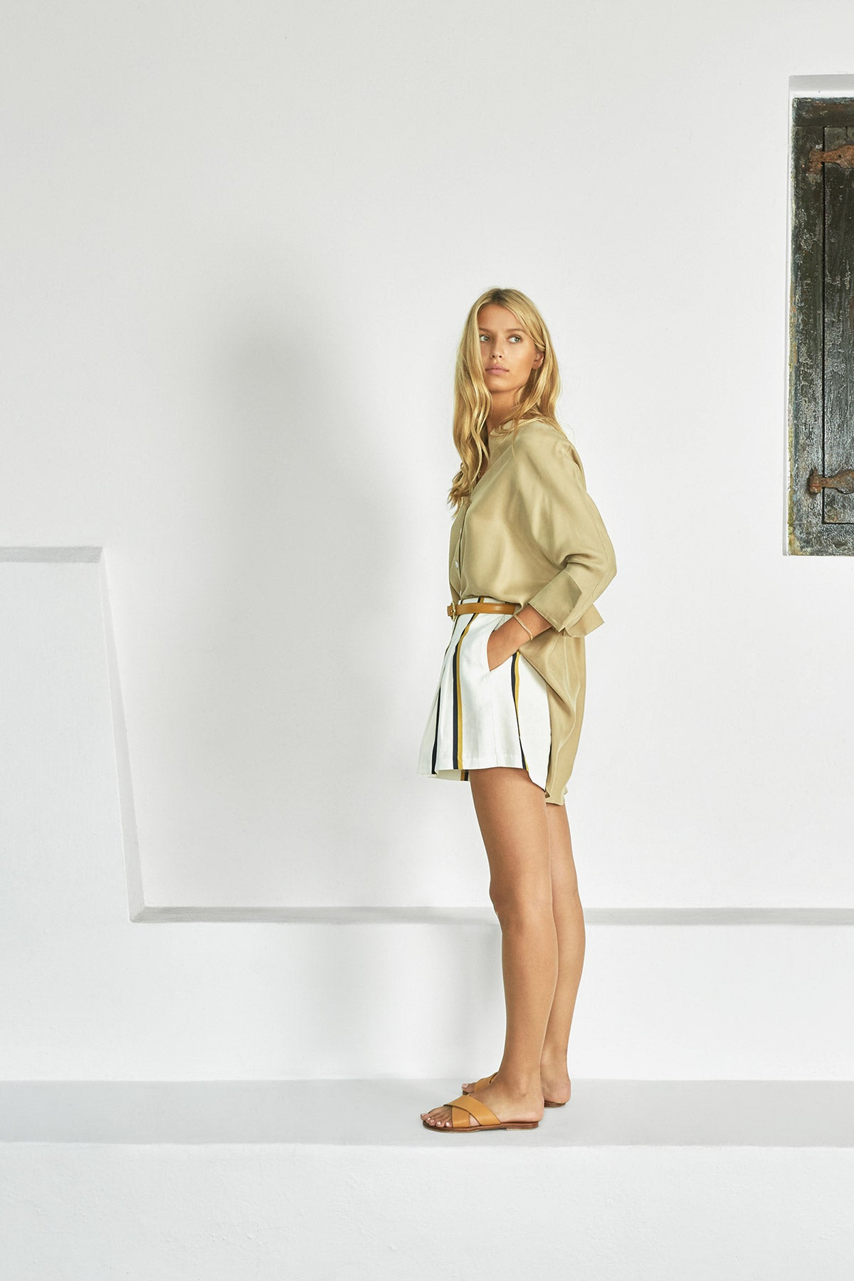 THE SASKIA SHORT