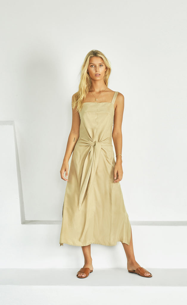 THE LIEKE KNOT DRESS
