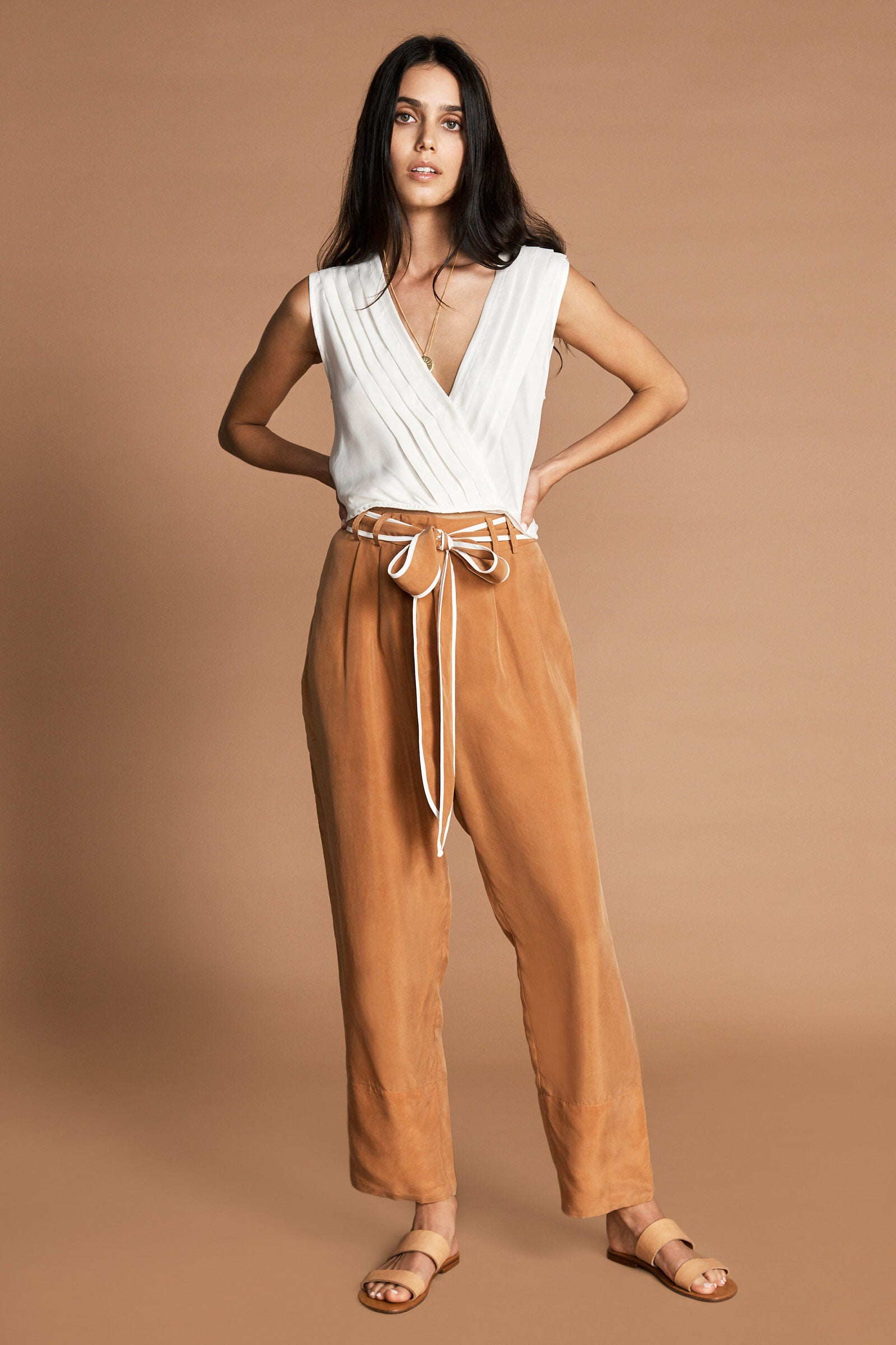 THE ISOLINE PANT