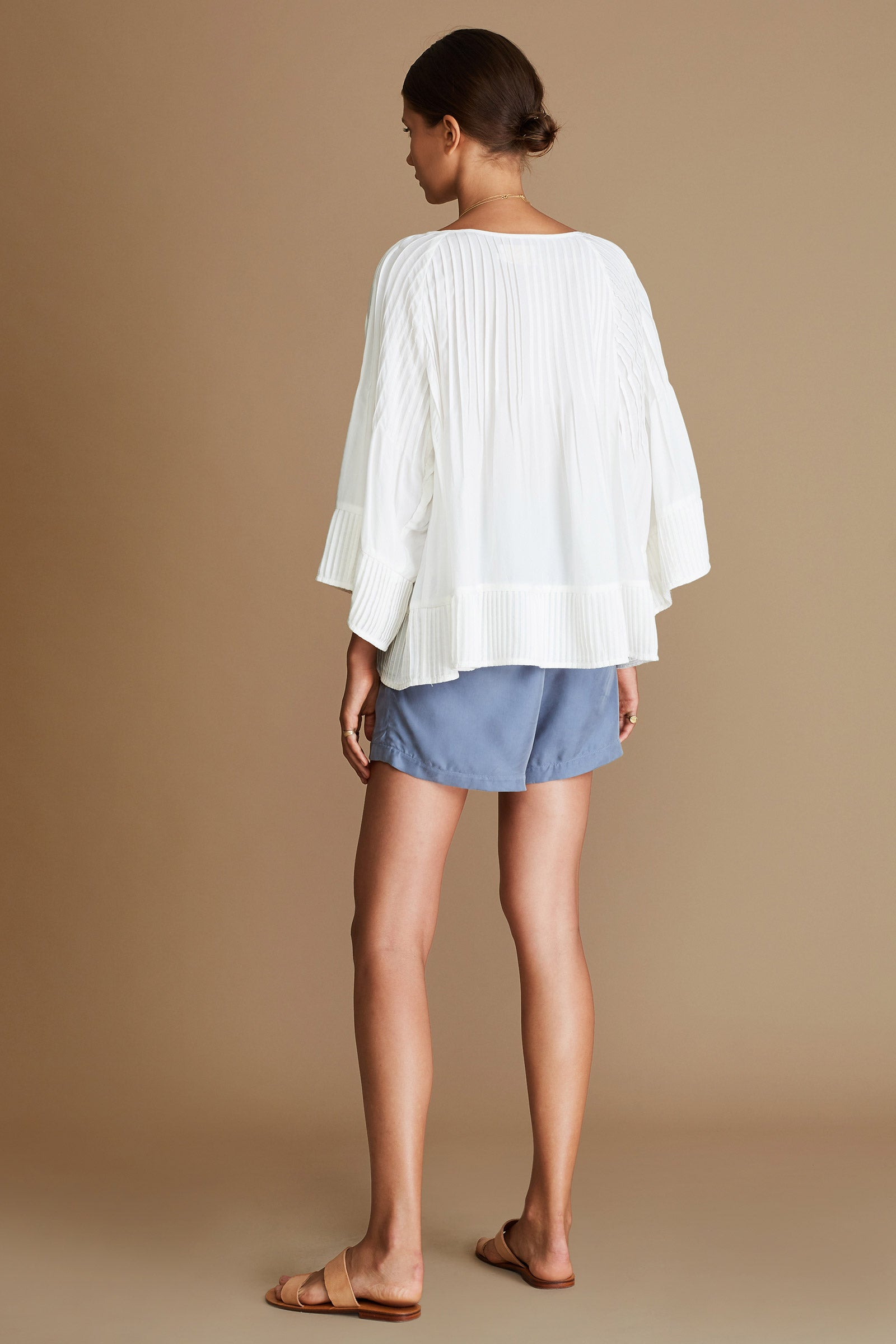 THE ISOLDA BLOUSE