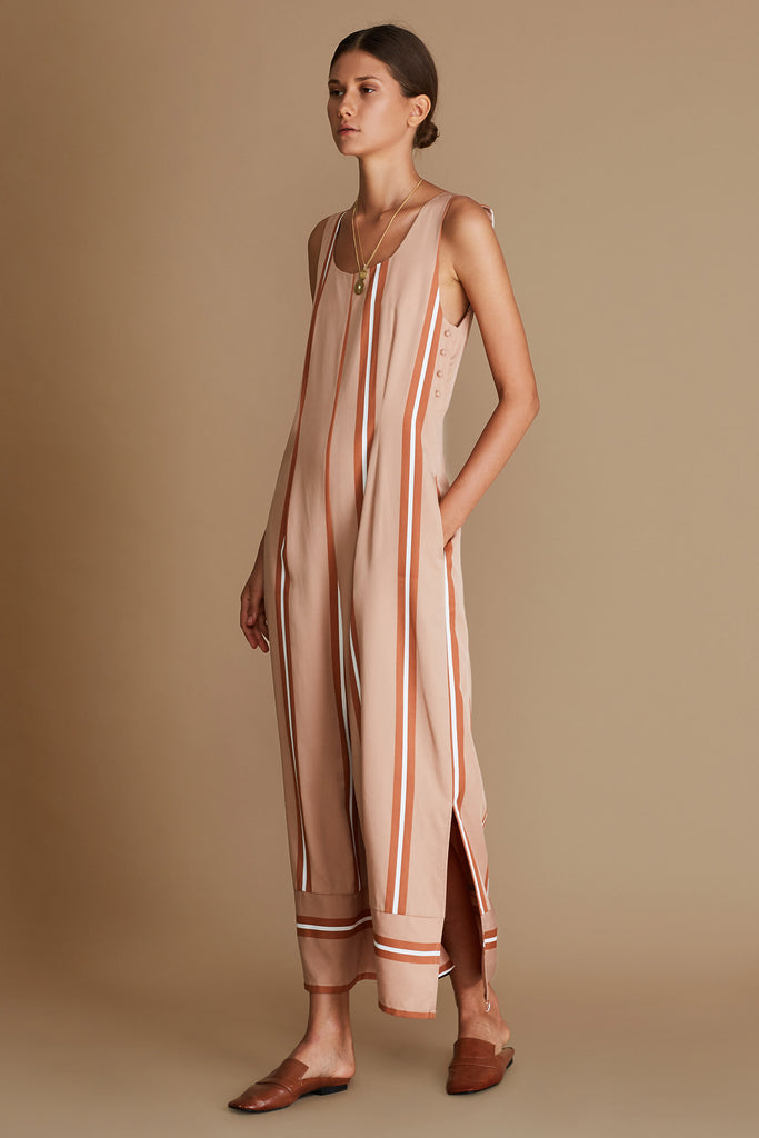THE LEONDREA JUMPSUIT