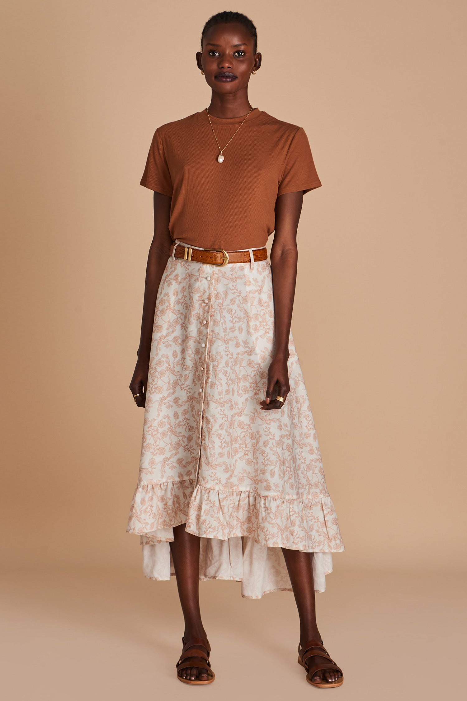 THE BASIA SKIRT