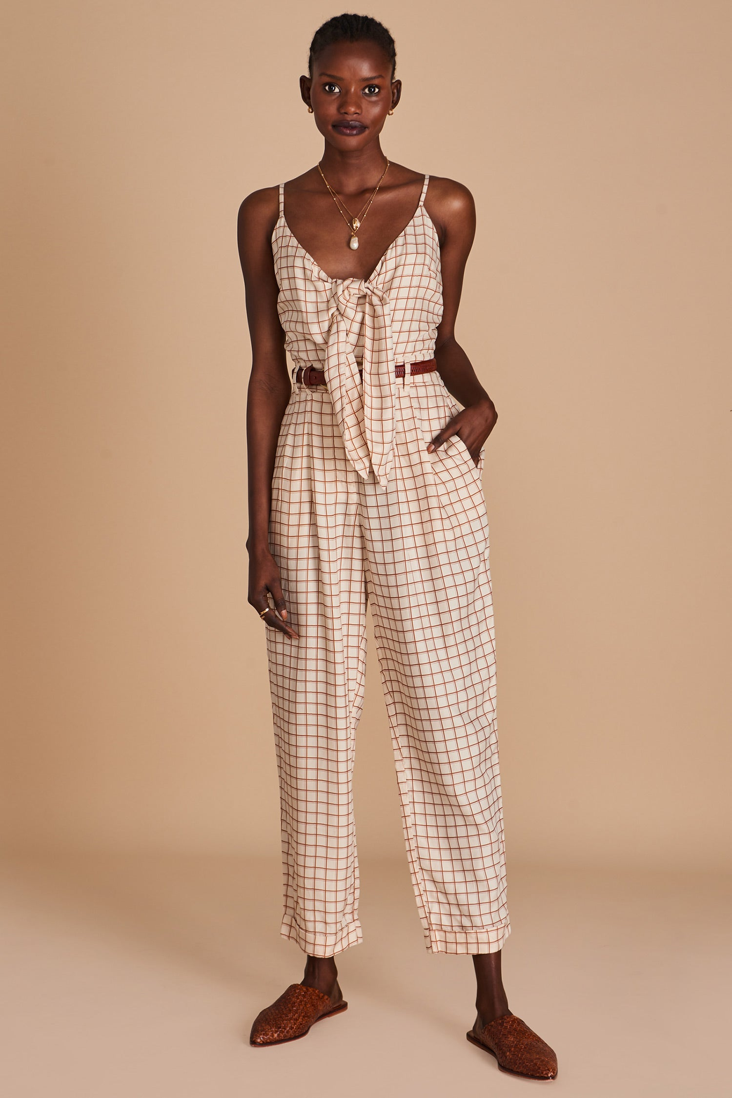 THE DANNIKA JUMPSUIT