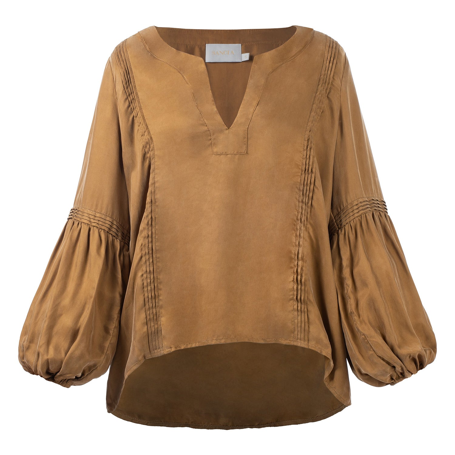 THE MIEKO BLOUSE