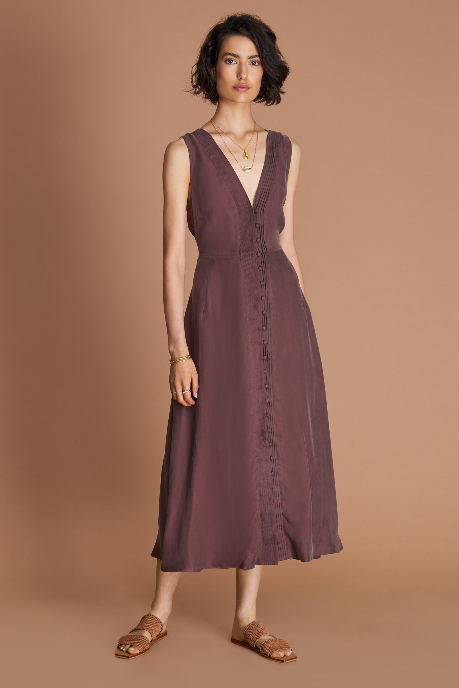 THE KIMA DRESS