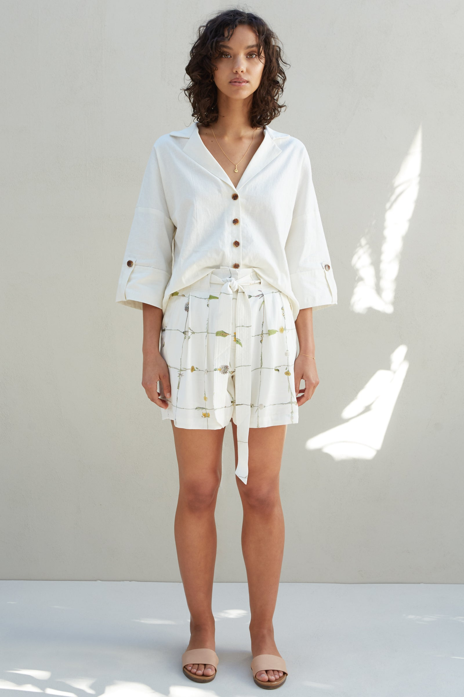 THE SADIE BOYFRIEND SHIRT