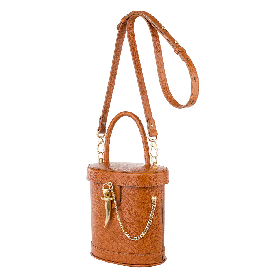 THE CAMILO MINI BUCKET BAG