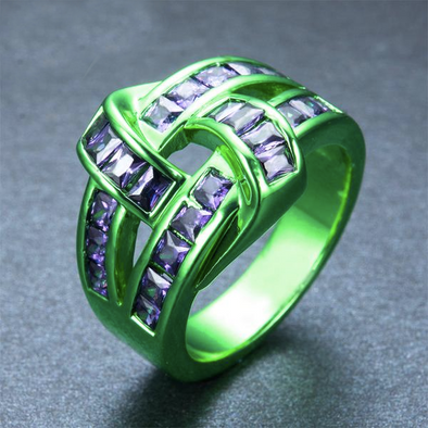 Luxxis Art Ring - Luxxis Jewelry