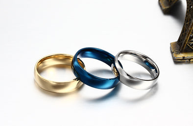Classic Wedding Ring for Men - Luxxis Jewelry