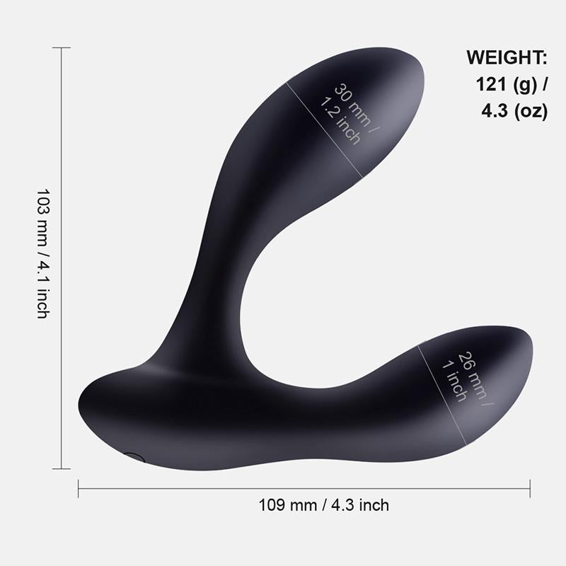 wiresless prostate massager