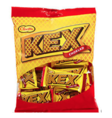 KEX mini chocolate - 156g