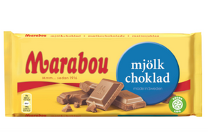 Marabou Milk Chocolate - 100g