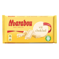 Marabou White Chocolate 185g
