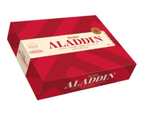 Marabou Aladdin Chocolate Collection 500g